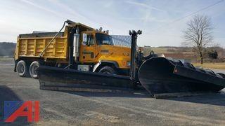2002 Mack CL713 Dump Truck