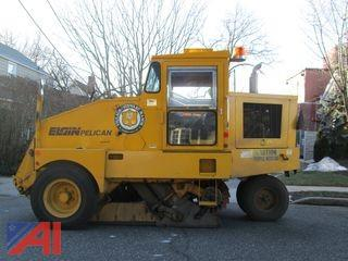 1992 Elgin Pelican P830S Street Sweeper