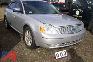 **Lot Updated** 2007 Ford 500 Sedan