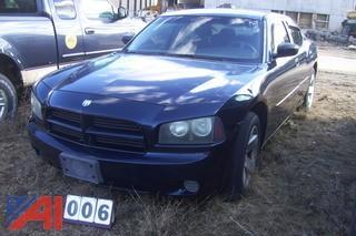 2007 Dodge Charger Police Sedan