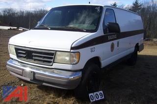1995 Ford Econoline Van