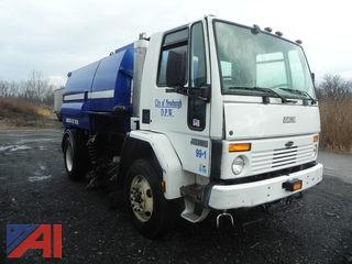 1999 Sterling SC7000 Johnston 605 Series Sweeper