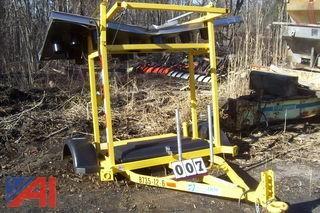 2012 Trafcon TCI 25S Arrow Board E#36665