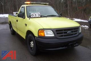 2004 Ford F150 4x2 Pickup E#34928