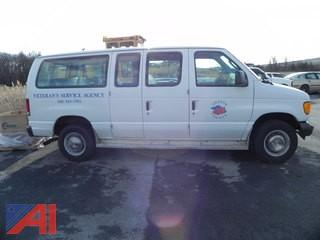 2006 Ford E350 XL Super Duty Van