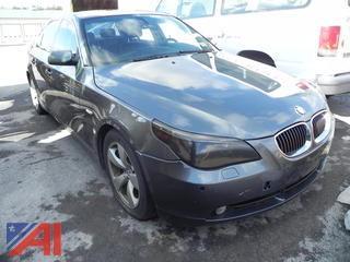 2006 BMW 525i 4DSD