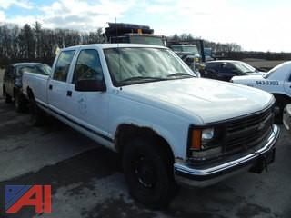 1998 Chevy C/K 3500 Pickup-Crew/Cab