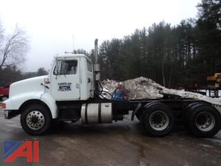 1991 International 8200 6x4 Semi