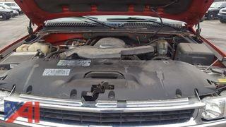 2002 Chevrolet Tahoe Suburban