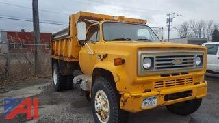 1986 Chevrolet Kodiak Dump Truck