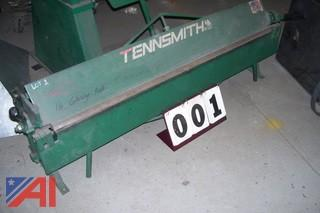 Tennsmith 4' Bench Brake