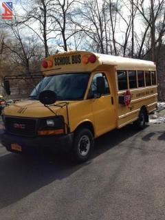 2005 Corbeil 20 Passenger School Bus