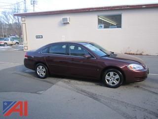 2007 Chevy Impala 4DSD
