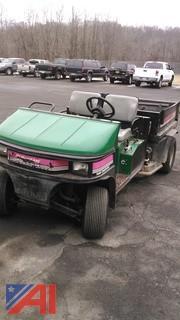 2001 Green Cushman Turf-Truckster