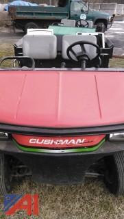 2003 Orange Cushman Turf-Truckster