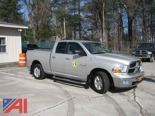 2010 Dodge Ram 1500 SLT Quad Cab Pickup