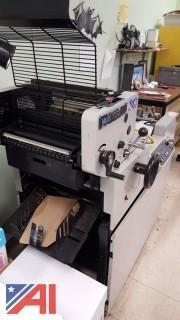 Multi 1650 Offset Printing Press