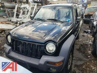2002 Jeep Liberty SUV