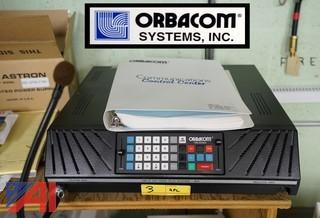 (2) Orbacom TDM Series Command Dispatch Console Units