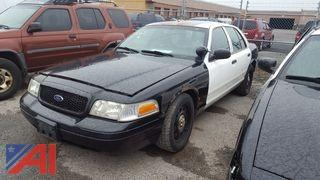2006 Ford Crown Victoria/Police Interceptor 4DSD