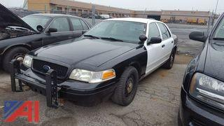 2007 Ford Crown Victoria/Police Interceptor 4DSD