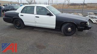 2009 Ford Crown Victoria/Police Interceptor 4DSD