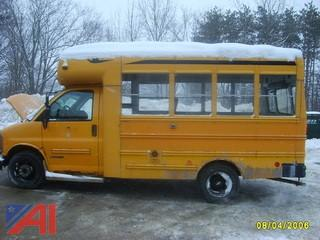 1999 Chevy Express Bus