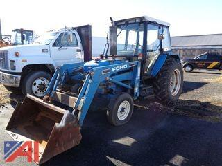 1993 Ford 4630 Tractor