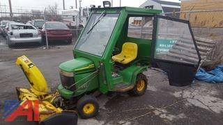 **Lot Updated** John Deere LX255 Riding Tractor