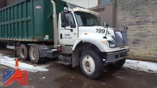 2007 International 7600 6x4 Cab & Chassis