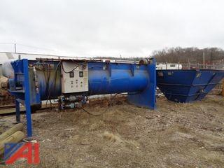**Reserved Lowered** 1996 Colorbiotics Mulch Coloring Machine