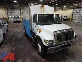 2007 International 7400 Service Truck
