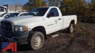 2003 Dodge Ram 2500 Pickup Truck