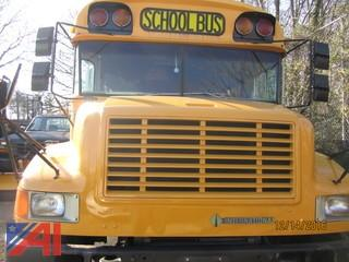1993 International 3800 School Bus