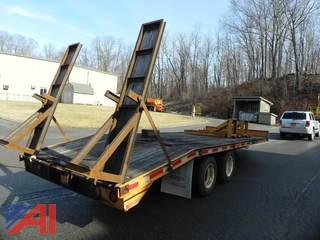 2005 Econo Heavy Duty 12 Ton Trailer