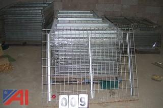 Wire Racks for Pallet Racking