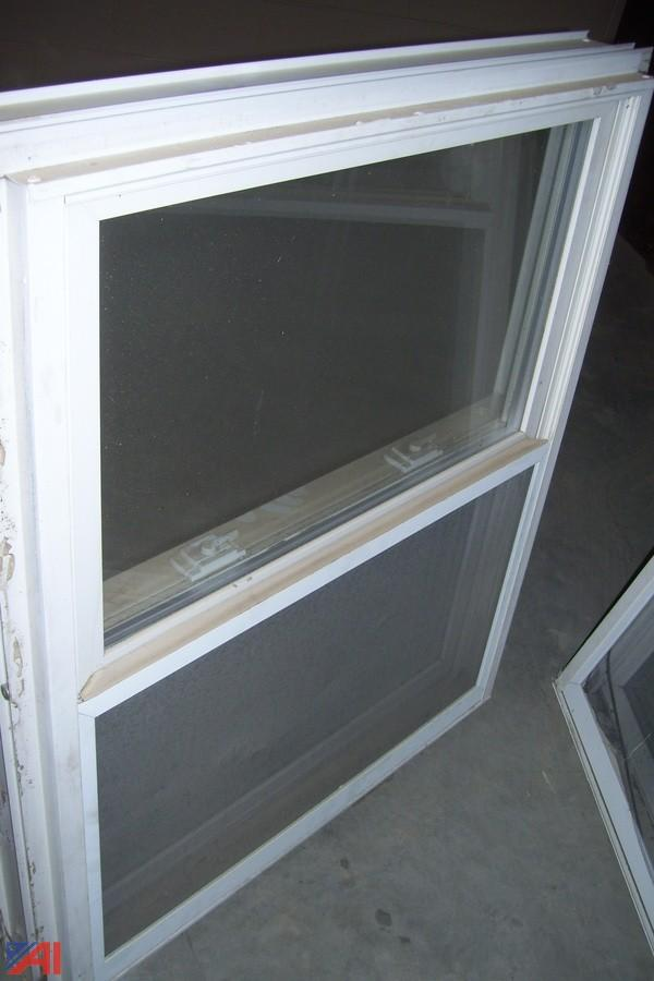 Auctions international auction town of plymouth ma pshs for Harvey replacement windows