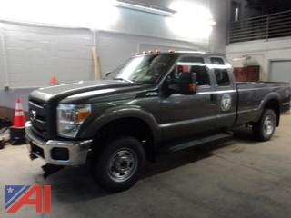 2013 Ford F250 Super Duty Pickup Truck