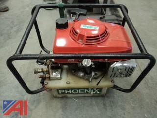 Honda Hydraulic Pump System