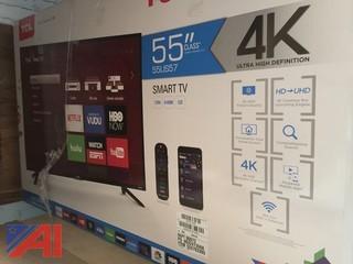 """TCL 55"""" LED TV"""