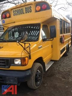 2006 Ford E450 Wheel Chair Bus