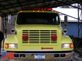 1993 International 4900 4x2 Pumper