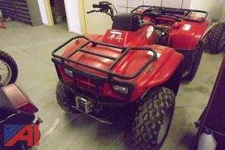 2001 Honda Recon Quad