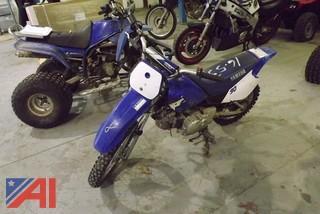 Yamaha 90 Motorcycle