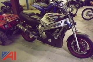 1991 Yamaha Motorcycle