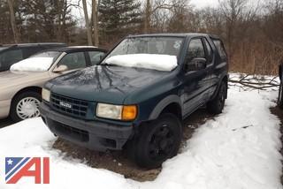 1998 Isuzu SUV