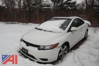 2006 Honda Civic Car