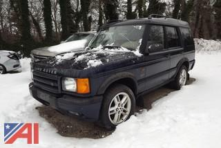 2002 Land Rover Discovery SUV