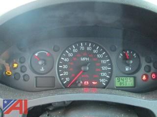 2007 Ford Focus 4 Door