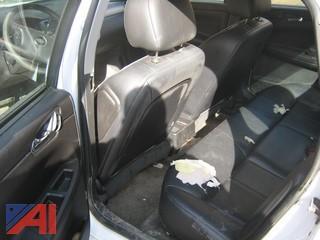 2013 Chevrolet Impala Police 9C1 4DSD